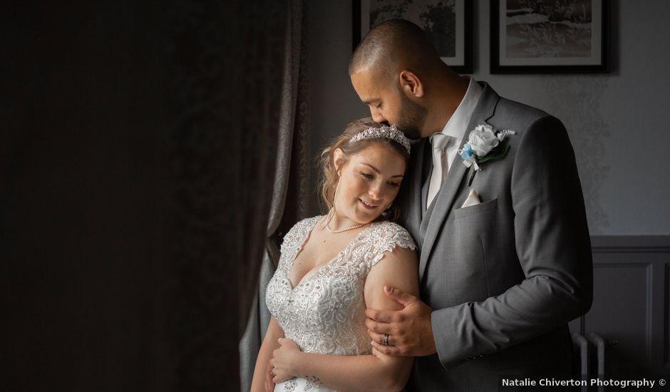 Kane and Lisa's Wedding in Reading, Berkshire