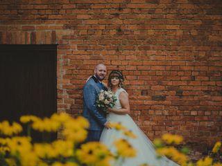 Andrea & Mark's wedding