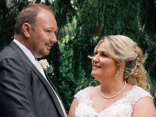 Carolyn & William's wedding