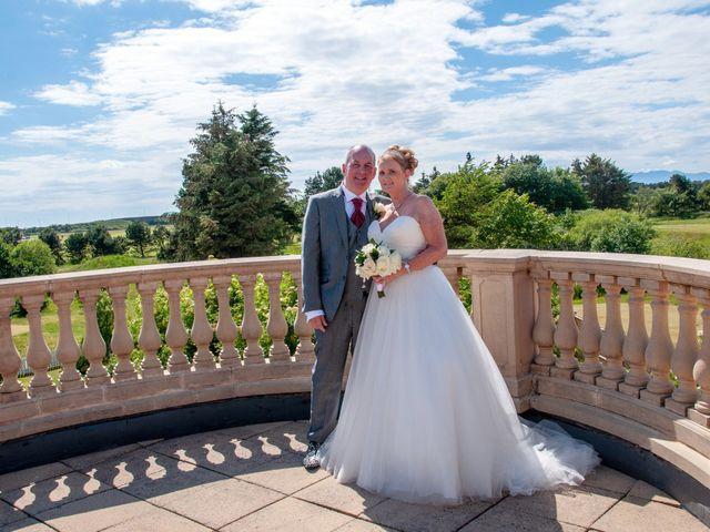 Fiona & Kevin's wedding