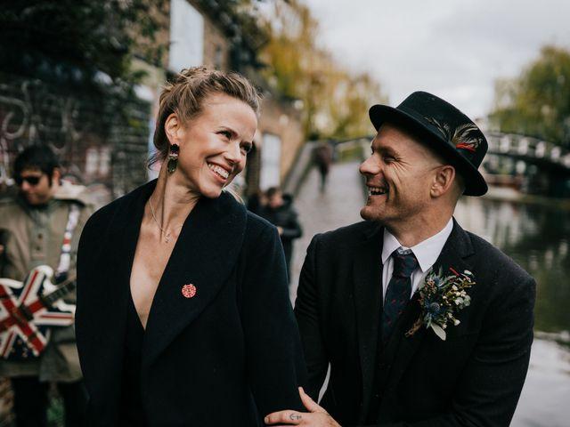 Hannah & Gavin's wedding