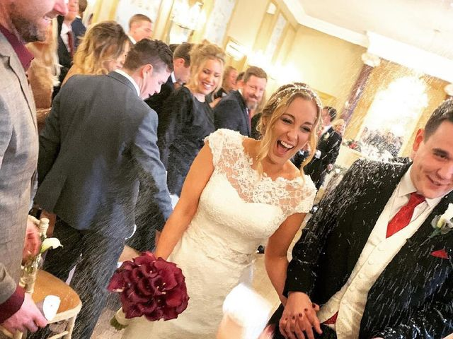 Jennie & Andy's wedding
