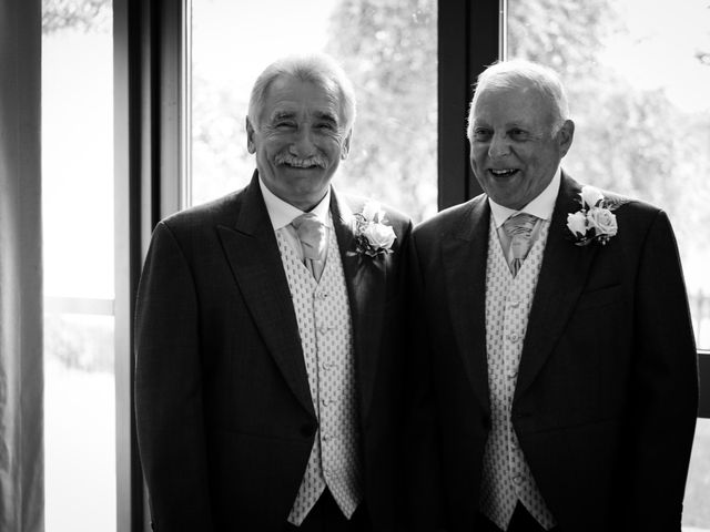 David and Pat's Wedding in Redditch, Worcestershire 4