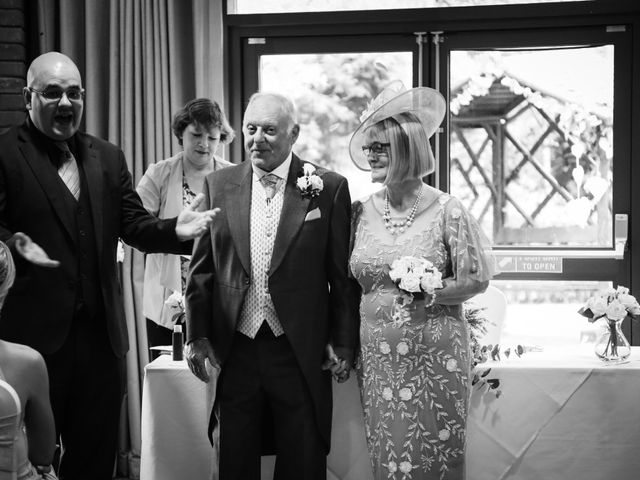 David and Pat's Wedding in Redditch, Worcestershire 12
