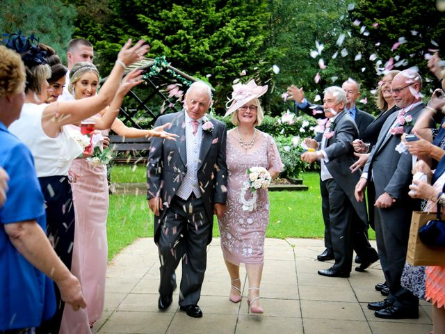David and Pat's Wedding in Redditch, Worcestershire 13