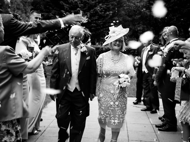 David and Pat's Wedding in Redditch, Worcestershire 14
