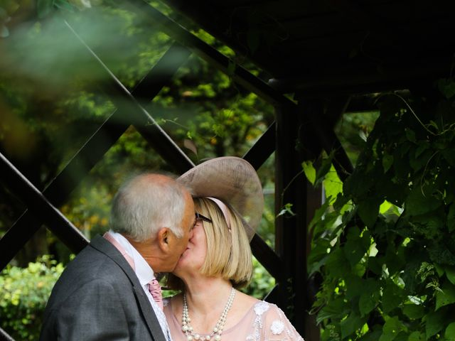 David and Pat's Wedding in Redditch, Worcestershire 15