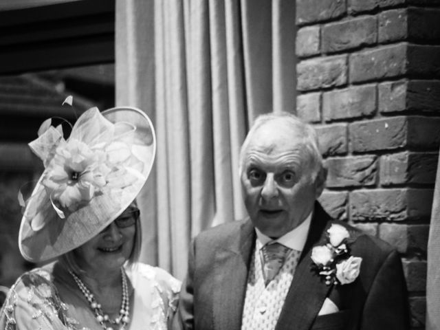David and Pat's Wedding in Redditch, Worcestershire 17