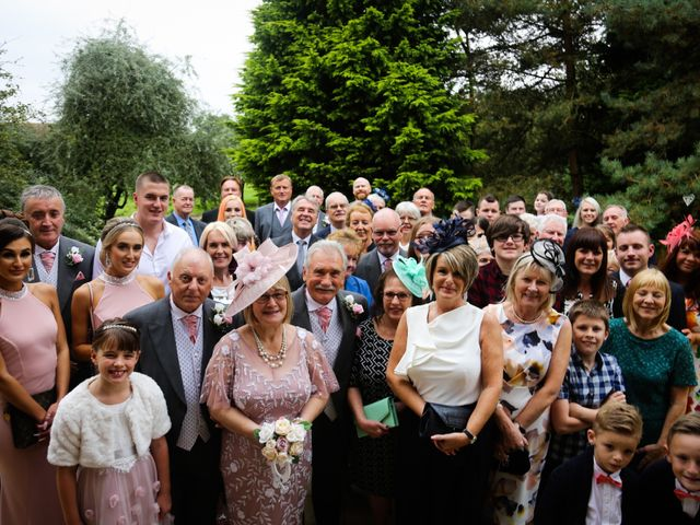 David and Pat's Wedding in Redditch, Worcestershire 19