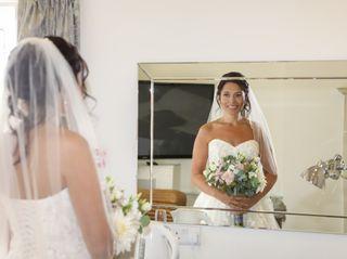 Victoria & James's wedding 3