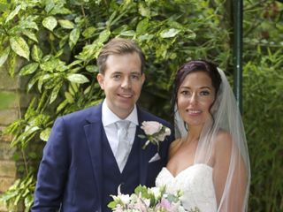 Victoria & James's wedding