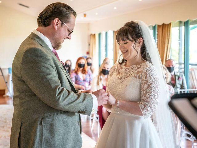 Rebecca & Charlie's wedding