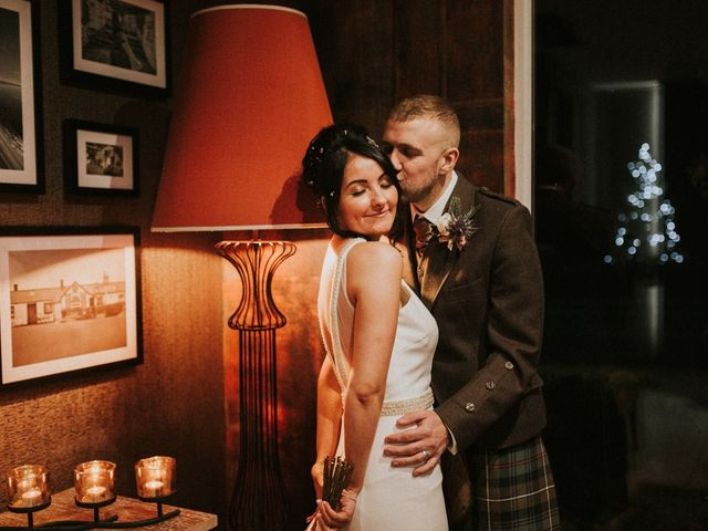 Nicole & Iain's wedding