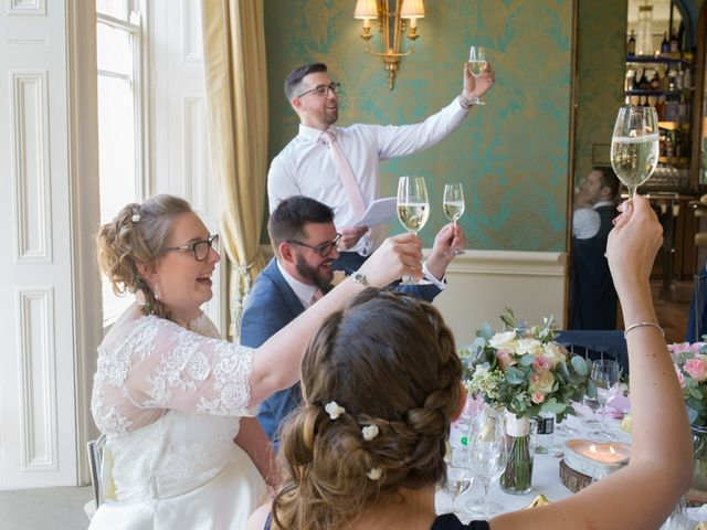 Matt and Liz's Wedding in Bramham, West Yorkshire 2