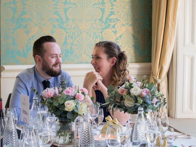 Matt and Liz's Wedding in Bramham, West Yorkshire 13