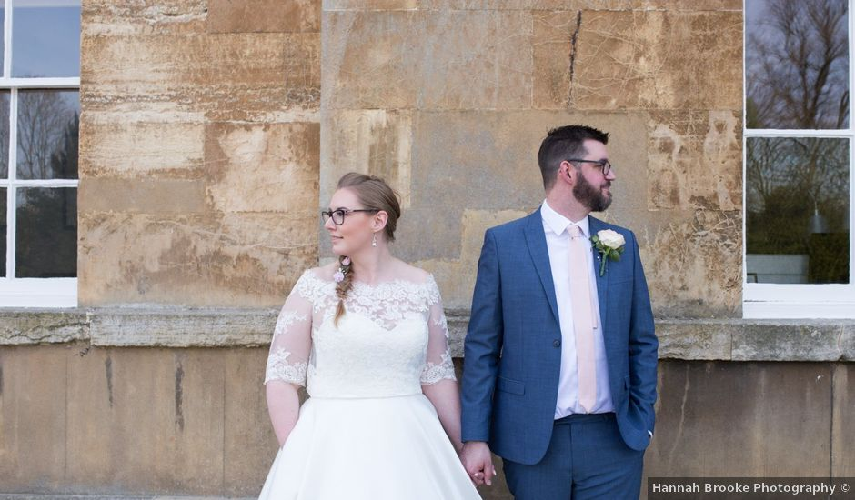 Matt and Liz's Wedding in Bramham, West Yorkshire