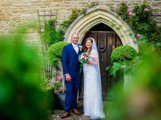 Amy & Lyon's wedding