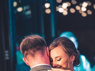 Luke & Rachel's wedding