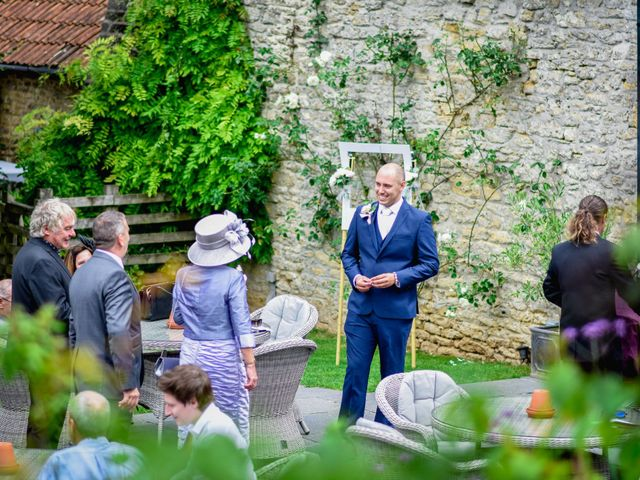 Lyon and Amy's Wedding in Bath, Somerset 6