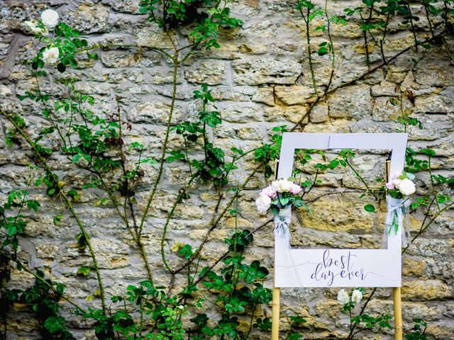 Lyon and Amy's Wedding in Bath, Somerset 8