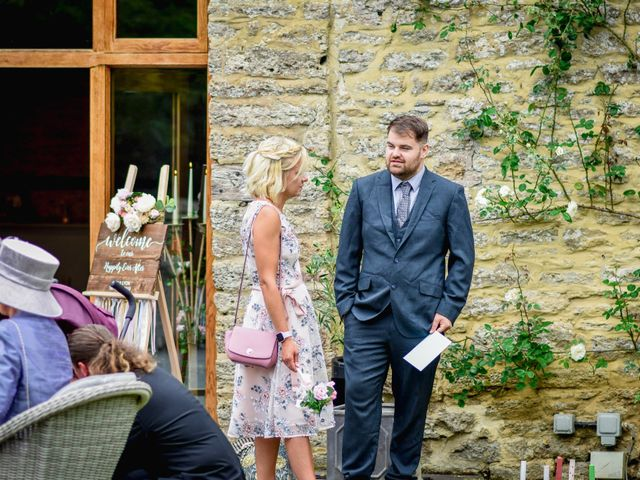 Lyon and Amy's Wedding in Bath, Somerset 18