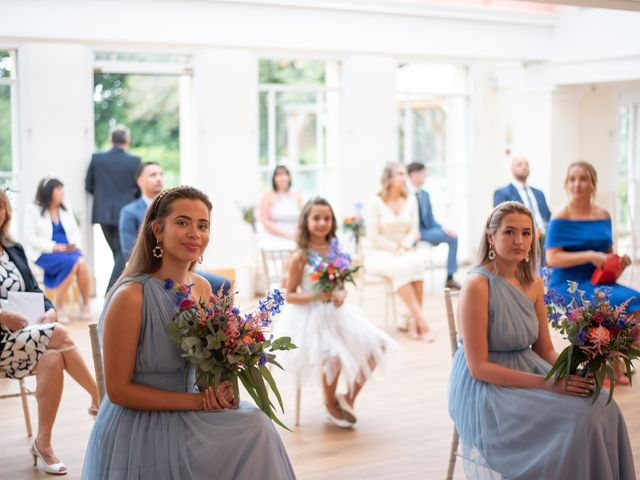 Kyan and Rhianna's Wedding in Richmond-upon-Thames, Surrey 9