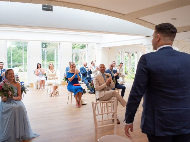 Kyan and Rhianna's Wedding in Richmond-upon-Thames, Surrey 19