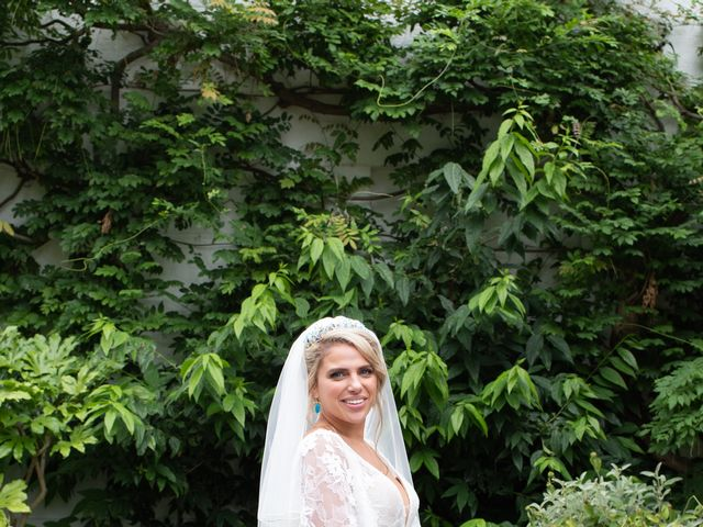 Kyan and Rhianna's Wedding in Richmond-upon-Thames, Surrey 26