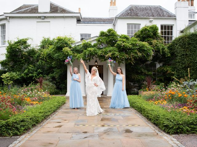 Kyan and Rhianna's Wedding in Richmond-upon-Thames, Surrey 29