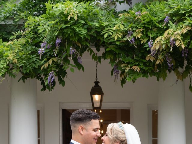 Kyan and Rhianna's Wedding in Richmond-upon-Thames, Surrey 32