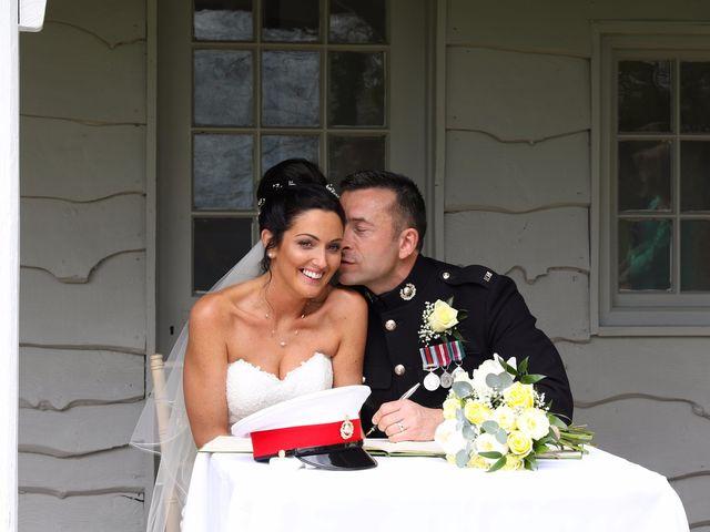Richie & Debbie's wedding