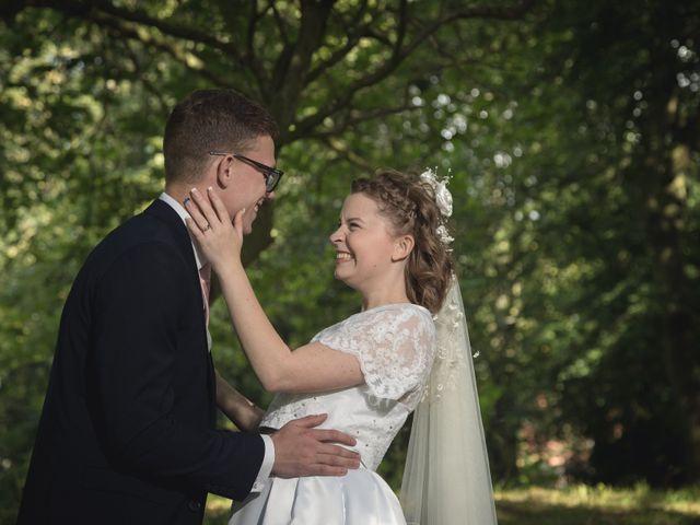 Emily & Marciek's wedding