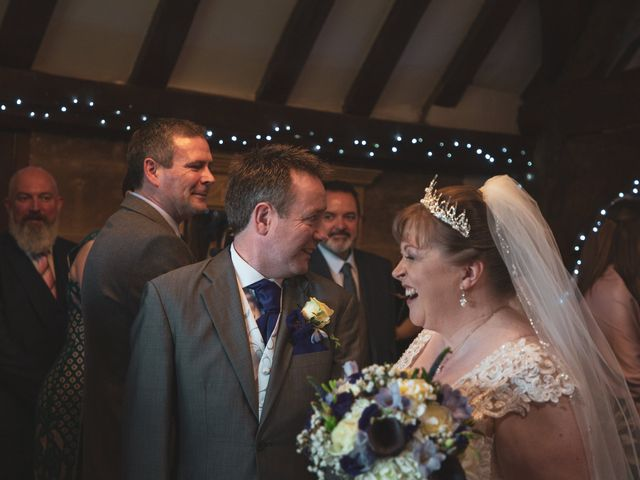 Helen and Kevin's Wedding in Stafford, Staffordshire 6