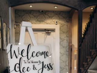 Jess & Dec's wedding 2