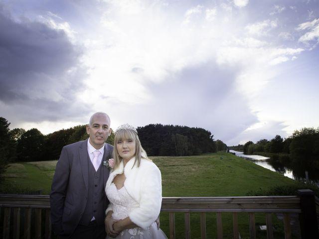 Jill & David's wedding