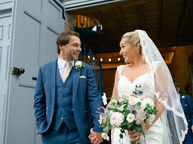 Clare & Phil Jones's wedding