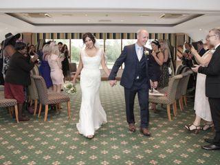 Kamila & Tony's wedding