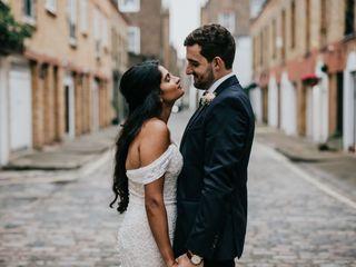 Tulsi & Daniel's wedding
