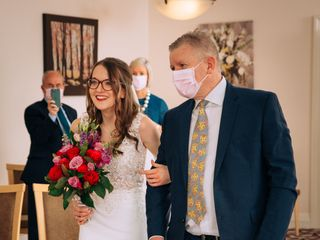 Katie & Charlie's wedding 1