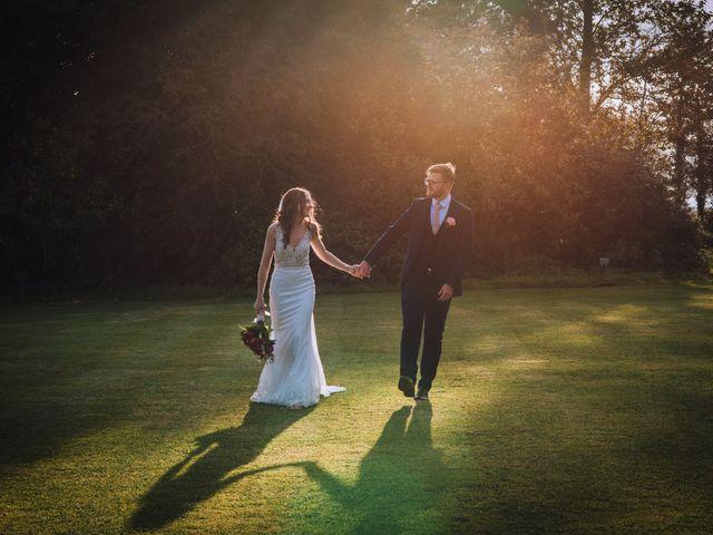 Katie & Charlie's wedding