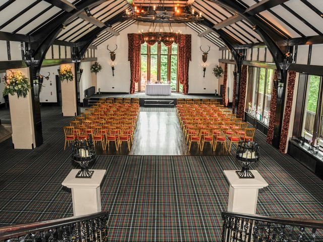 Andrew and Cheryl's Wedding in Ayr, Dumfries Galloway & Ayrshire 9