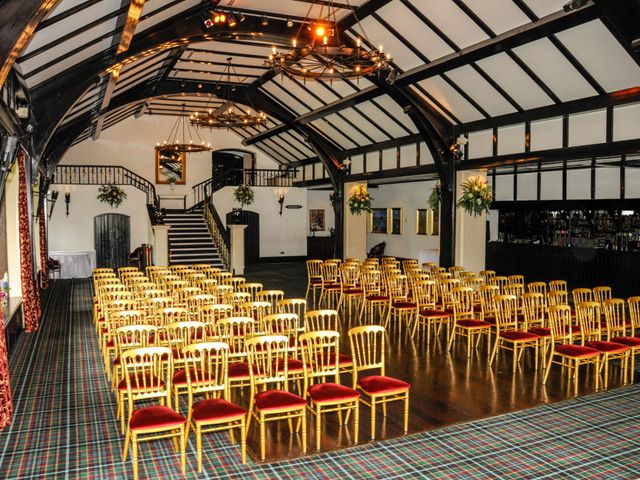 Andrew and Cheryl's Wedding in Ayr, Dumfries Galloway & Ayrshire 10