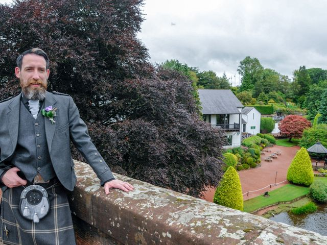 Andrew and Cheryl's Wedding in Ayr, Dumfries Galloway & Ayrshire 13