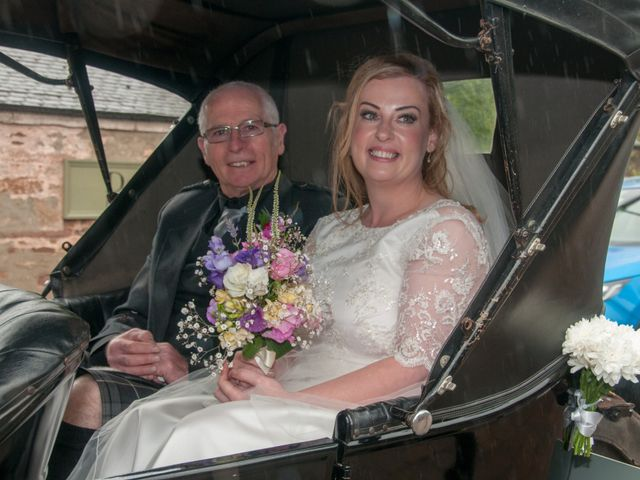 Andrew and Cheryl's Wedding in Ayr, Dumfries Galloway & Ayrshire 17