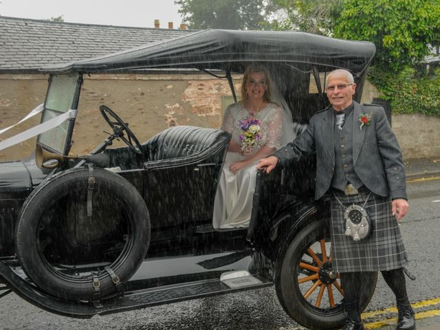 Andrew and Cheryl's Wedding in Ayr, Dumfries Galloway & Ayrshire 1