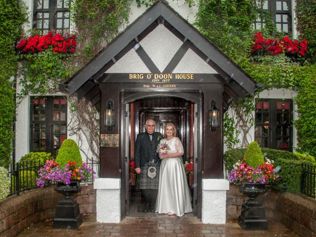 Andrew and Cheryl's Wedding in Ayr, Dumfries Galloway & Ayrshire 18