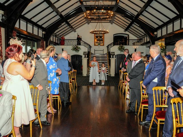 Andrew and Cheryl's Wedding in Ayr, Dumfries Galloway & Ayrshire 20
