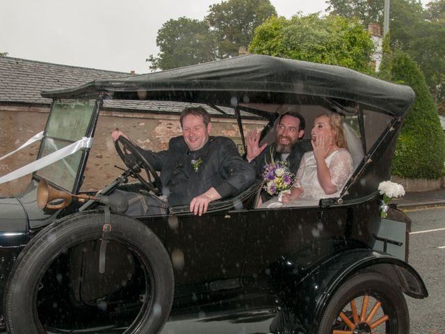 Andrew and Cheryl's Wedding in Ayr, Dumfries Galloway & Ayrshire 27