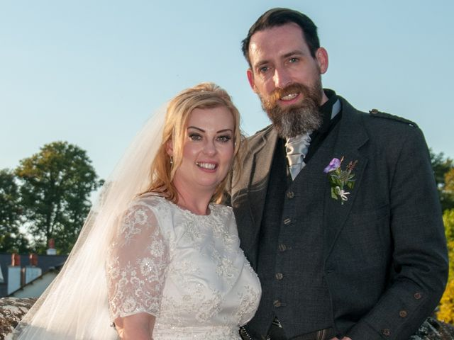 Andrew and Cheryl's Wedding in Ayr, Dumfries Galloway & Ayrshire 28