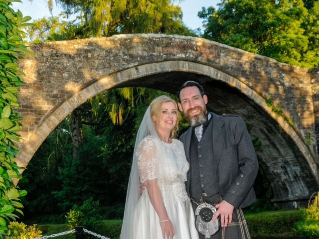 Andrew and Cheryl's Wedding in Ayr, Dumfries Galloway & Ayrshire 29